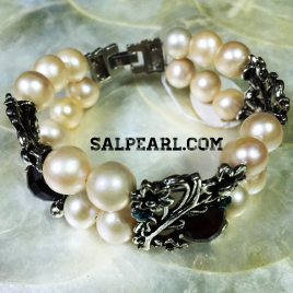 Gelang Mutiara potato peach