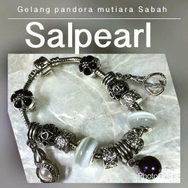 Gelang Pandora Mutiara Sabah